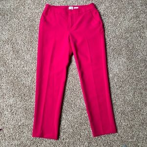 A New Day pink career style pant